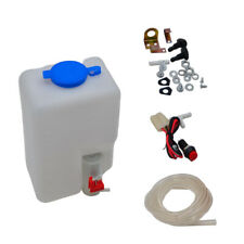 12V Universal Auto Washer Pump Bottle Window Cleaning Windshield Washer