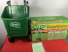 Scotts EasyGreen Rotary Spreader. Preowned. Working