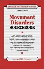 Movement Disorders Sourcebook: Basic Consumer Health Information About Neurolog