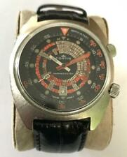 """VINTAGE original FORTIS """"Marine Master"""" SUPER COMPRESSOR diver ref 6337"""