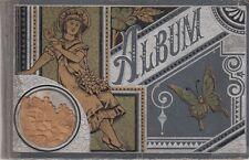 (Poesie-) Album Else Brachmann 1904, Langensalza. Autographs  Made in Germany