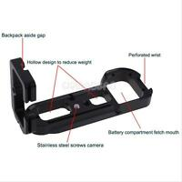 #g Quick Release QR Vertical L Camera Bracket Plate Holder for Sony 7 A7 A7R A7S
