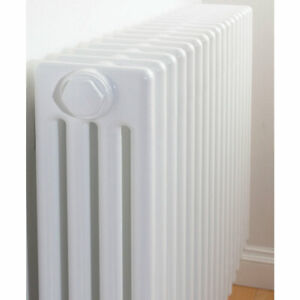 ACOVA 4-COLUMN HORIZONTAL RADIATOR 300 X 628MM WHITE