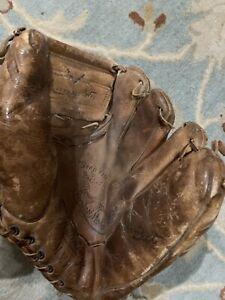 Rawlings Vintage Mickey Mantle Personal Model MMP Baseball Glove RHT