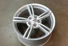 "2007 2008 2009 2010 Corvette 19""x10"" OEM Wheel Rim painted REAR - USED ORIGINAL"