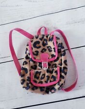"""Our Generation Accessories Backpack School Leporad Pink for American Girl 18"""""""