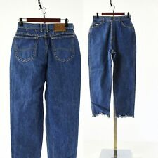 New listing 80s Vintage Womens Lee Cropped Jeans High Waist Curvy Fit Size 12
