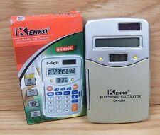 Genuine Kenko (KK-835A) Small Digital / Electronic Calculator Only **READ**