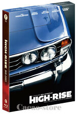 HIGH-RISE (Blu-ray)  Design A / 1,000 Copies Limited / 40p Booklet / Region ALL