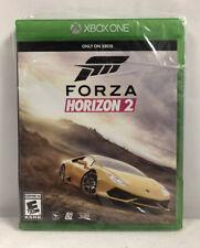 FORZA Horizon 2 (Microsoft XBOX ONE 2014) New In Damaged Shrink Wrap