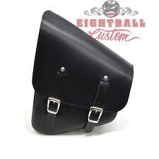 Leder Satteltasche Schwingentasche für Harley Softail Santa Fe EU Made Qualität