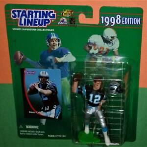 1998 KERRY COLLINS Carolina Panthers #12 NM- *FREE_s/h* Starting Lineup