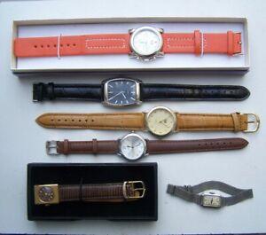 Lot de montres LIP ERNEST