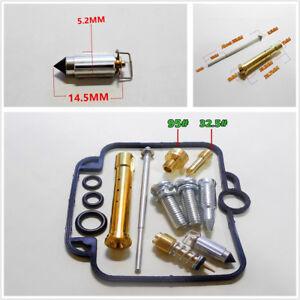 Configuration Jet needle (J.N.) And Needle jet (N.J.) Kit For Carburetor