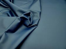 8 yards of navy blue grained vinyl upholstery fabric r3313
