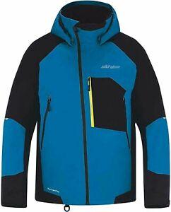SAVE BIG! Mens Ski-Doo Helium 30 Jacket BLUE - Size Extra Large XL