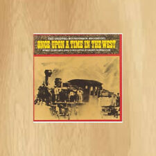 Once Upon a Time in the West Soundtrack Recording By Ennio Morricone CD