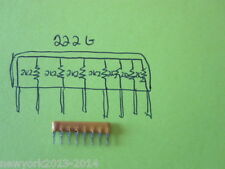 resistor ARRAY 2K2 (3 item)