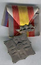España Medalla Militar Centenario del sitio de Gerona 1909 categoria Bronce