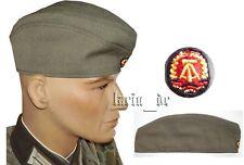 Esercito tedesco DDR NVA UNIFORM-Berretto inserti di 58 (60) East german army cap