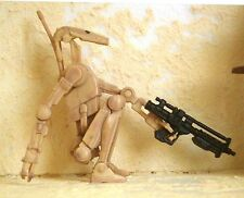 Star Wars: Battle Droid  4-pack Blu-Ray The Shadow Of The Dark Side 2011