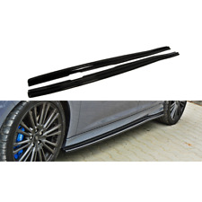 MAXTON DESIGN SIDE SKIRTS DIFFUSERS FORD FOCUS MK3 RS, MK 3.5 ST, MK 3 ST