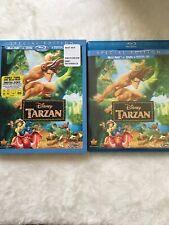 Tarzan (Blu-ray/DVD/Digital Copy) w/ Slipcover