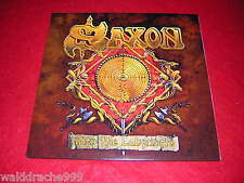 Saxon - Into The Labyrinth, 1. Press Steamhammer SPV91711 2 Vinyl LP Set 2009