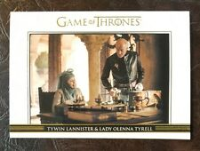 GAME OF THRONES SEASON-3 DL11 RELATIONSHIPS *GOLD* PARALLEL INSERT (294/300) WOW