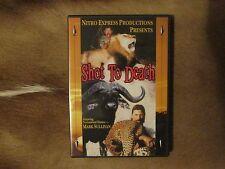 Shot to Death African Hunting DVD 600 Nitro Buffalo Lion Leopard Hunting Safari