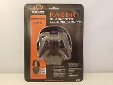 Walker's Razor Slim Shooter Electronic Muffs | Gwp-Rsem | Nrr 23dB | New