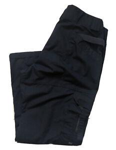 5.11 Tactical EMS Cargo Workwear Navy Pants Women's 18 Men's 36x30 Model 64369