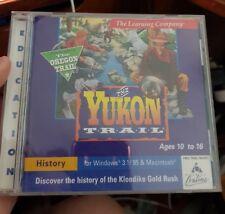 The Yukon Trail -  PC GAME  - FREE POST *