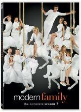 Modern Family: The Complete Seventh Season (DVD, 2015) BRAND NEW SEALED
