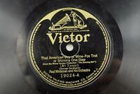 Paul Whiteman and his Orchestra - Victor 78 RPM - That American Boy of Mine A17