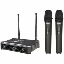 KAM DUAL MICROPHONE FIXED-CHANNEL SYSTEM KWM11PRO