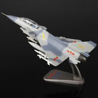 Aircraft J-10 Firebird 1/72 Scale Diecast Metal Model & Stand Double Seat