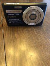 Sony Cyber-shot DSC-W620 14.1 MP Digital Camera - Black.  Nice!  Free Shipping