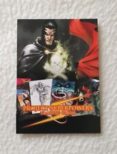 Breygent Project Superpowers Promo Trading Card Promo Philly
