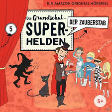 Die Grundschul-Superhelden Folge 5 - DER ZAUBERSTAB CD