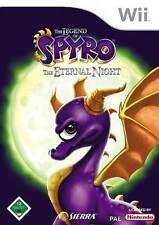 Nintendo Wii * Wii U WiiU Spiel * Spyro the Dragon 7: The Eternal Night *NEU*NEW