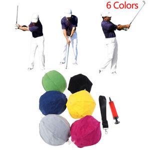 Golf Intelligent Impact Ball Golf Swing Trainer Aid Practice Posture CorreTU