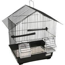 Bird Cage Lombok 1 Black - 14 3/8x10x15in