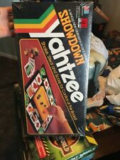 Showdown Yahtzee Factory Sealed From 1991 NIB MILTON BRADLEY DICE Brand New