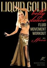 Neon: Liquid Gold Belly Dance - Fluid Movement Worko DVD Region 1