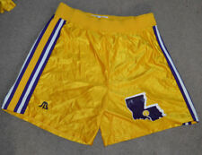 Vtg LSU Tigers Game Worn Used Basketball Shorts 1990s Shaq Large
