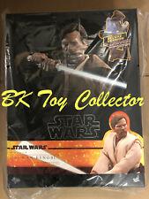 Hot Toys 1/6 Star Wars III Revenge of The Sith Obi-Wan Kenobi DELUXE Figure