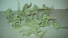 Lot of reissue Victory Buy/ BMC WW 2  Battle of Iwo Jima playset U. S. Marines