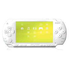 Sony PSP 1000 White Handheld System