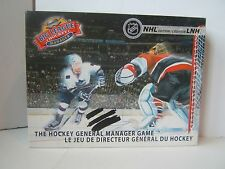 Big League Manager NHL Edition Hockey GM Board Game Complete in Damaged Box